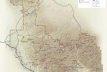 Mexico-TX Loop / Possible Mexico-Texas-New Mexico loop ideas for a winter road trip.