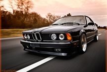 BMW E24 / Stance