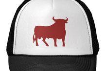 Red Bull Trucker Hat / Cool Red Bull Trucker Hats