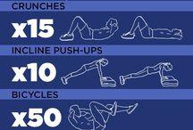 Workout-oefeningen