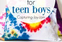 summer activities for preteen boys