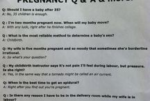 Healthy Pregnancy / Nutrition, Food, Fitness