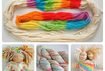 yarn love. / by Erika Knipe