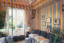 Interiors - Tented Rooms