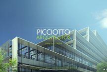 Picciotto Arquitectos / Webiste Picciotto Arquitectos