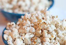 Popcorn / Popcorn of all flavors / by Linda Goldman