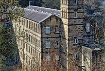 Greenwood Nutclough Mill