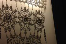 Cose di casa / Lume artistico a muro