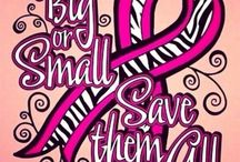 Breast cancer awareness  / Help us support Breast Cancer Awareness Month