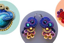 Soutache Jewelry / My handmade soutache jewelry and so much more...