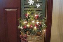 Χριστούγεννα διακόσμηση