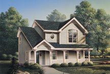 Garage and Barn Houses / by Lori Christmas