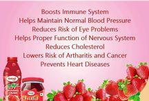 Health Tips / Order Now : https://goo.gl/7d4s66 #Benefitsofstrawaberry #tuesdayhealthtips #tuesdayquotes #healthbenefits #healthylifestyle #strawberrylove #strawberrycrush #strawberryjam #gurujiproducts