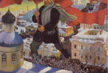 Boris Kustodiev (1878-1927)