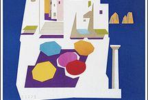 Manifesti turismo in Italia