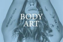 body art / by Left on Houston