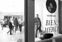 Bien, Merci Exhibit / Group show at Wertheim Art, Cologne, Germany. Andersview Photos © Georg M. Anders ~ www.andersview.blogspot.com