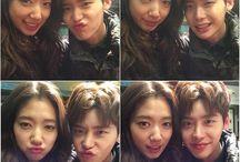 Jong Suk&Shin Hye