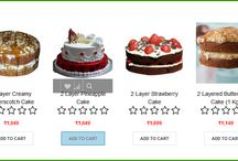 Cake Delivery in Gurgaon Online for your Occasions / Cake plays an important role in celebrating the occasions when its on time delivery at home without delay on same day.