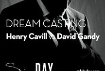 The Crossfire® Series Dream Casting / A board dedicated to dream casting choices for The Crossfire® Series by Sylvia Day. / by Sylvia Day