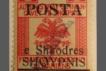 Primera Guerra Mundial / First World War / Selecció de segells de la col·lecció filatèlica Ramon Marull relacionats amb la Gran Guerra (1914 - 1918).