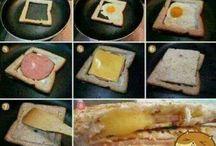 *roti tawar kotak