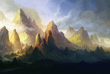 Окрусреда | Горы