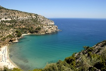 Beaches of Thassos / Here are some of the best beaches in Thassos island.