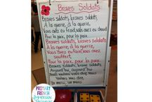 French Immersion Ideas and Resources / French Immersion Ideas and Resources (No pinning rules!)