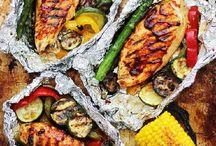 Food: camping