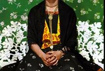 Frida Khalo / by Mizzy Alparaque