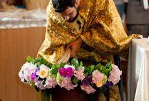 botez / lumanari de botez, aranjamene florale botez