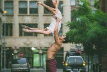 Mi Bailarín y Su Bailarina