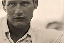 Paul Newman / A board dedicated to the stylish actor, Paul Newman