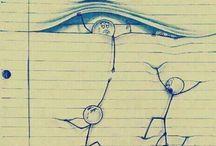 Jópofa rajzok