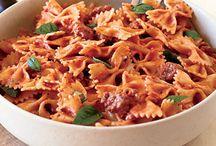 Food / Basically, I just like pasta. / by Seth Croxton