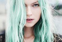 hair colours / All about hair dye