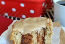 Recipes - Cinnamon Rolls and Sweet Breads