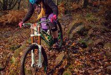 Mountain bike ♀️