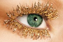 Bling Body Art / People who adorn themselves with Crystals and Rhinestones on their skin.