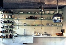 the cooking space