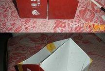 Karton + papier