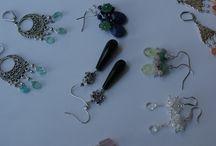 Janeta Ionescu EARRINGS / Earrings created by Crafty Grandma