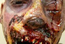 Examen Maquillaje Zombie
