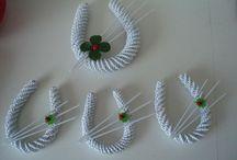 подковы плетение