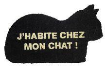 objet chat- cat's stuffs / meow  miaou   deco  objet
