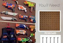 Speelgoed organiseren