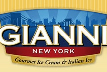 """GIANNI NEW YORK / """"Like generations before me, my mother entrusted me with our family's authentic Italian Ice recipe that has been passed down through the years. What makes my Italian Ices even better is they are guilt free.  Every flavor is fat free, lactose free, sodium free, cholesterol free and kosher certified*! So treat yourself to my family's famous Italian Ice, I know you will enjoy it from the first bite to the last!"""""""