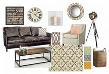 Living room / by JenMarie EmbellishingLife