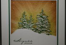 minna0402 joulukortit